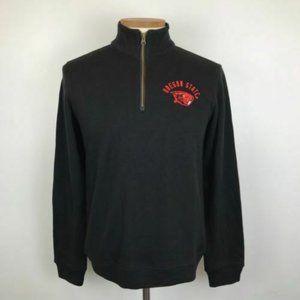Champion Quarter Zip Black Oregon State Beavers
